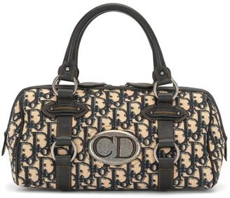 Christian Dior pre-owned Trotter Traveller tote bag