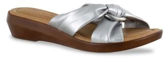 Easy Street Shoes Cella Wedge Sandal