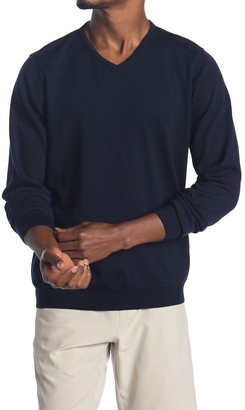adidas Adipure Refined V-Neck Golf Sweater