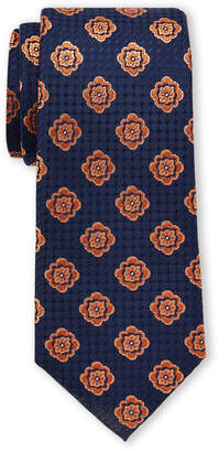 Ted Baker Floral Silk Jacquard Tie