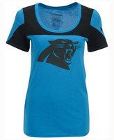 Nike Women's Carolina Panthers Champ Drive 2.0 Tri-blend T-Shirt