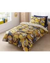 Sea of Minions Panel Duvet Cover Set