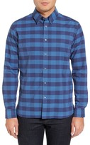 Ted Baker Extra Slim Fit Check Print Shirt