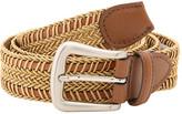 Torino Leather Co. 30MM Woven Italian Rayon Over Kipskin