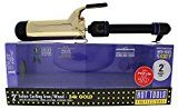 "Hot Tools 2"" Gold Plated Salon Curling Iron/Wand -1111"