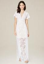 Bebe Emery Lace Dress