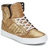 Supra SKYTOP GOLD / Black / White