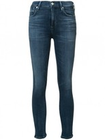 Citizens of Humanity 'rocket' Cropped Skinny Jeans