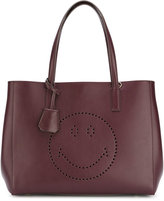 Anya Hindmarch Smiley tote - women - Calf Leather - One Size