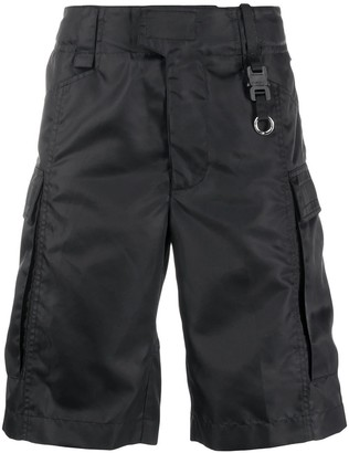 Alyx Tactical Cargo Shorts Black