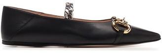 Gucci Horsebit Flat Shoes