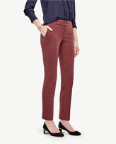 Ann Taylor Petite Devin Geo Everyday Ankle Pants