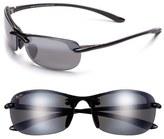 Maui Jim 'Hanalei - Maui Evolution ® ' 64mm Rimless Sunglasses