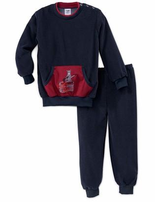 Calida Boy's Toddlers Rockstar Pyjama Set