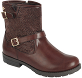 Brown Marco Bootie