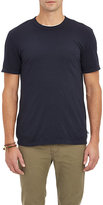 James Perse Men's Jersey Crewneck T-Shirt-NAVY