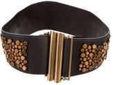 Etro Embellished Waist Belt