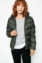 Jack Wills Argyle Padded Coat