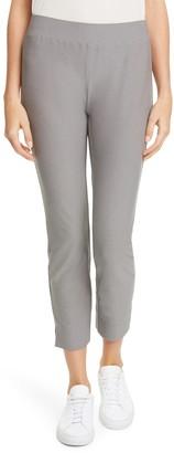 Eileen Fisher Notch Cuff Slim Crop Pants