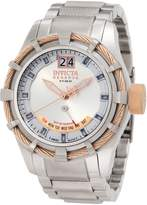 Invicta Men's 1579 Reserve Retrograde Dial Stainless Steel Watch