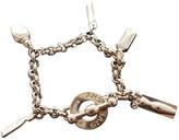 Givenchy Silver Metal Bracelet