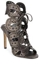 Dolce Vita Haylie Grommet-Accented Stiletto Sandals