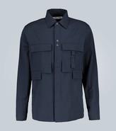 Craig Green Seersucker long-sleeved shirt