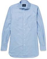 Drake's - Slub Cotton Shirt