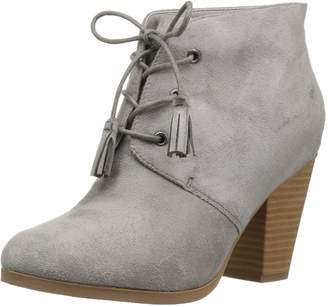 Brinley Co. Women's Whit Ankle Boot
