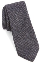 Ted Baker Men's Plaid Woven Skinny Cotton Tie