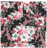 Rag & Bone Kimono Floral scarf - women - Silk/Cotton - One Size