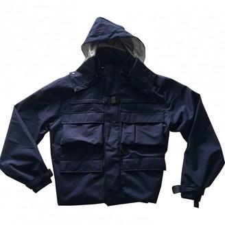 Pyrenex Blue Polyester Jackets