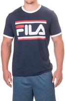 Fila Graphic T-Shirt - Short Sleeve (For Men)
