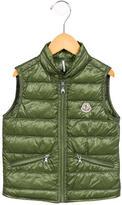 Moncler Boys' Giu Gilet Puffer Vest