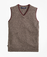 Brooks Brothers Merino Wool Sweater Vest