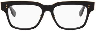 Dita Black Auder Glasses