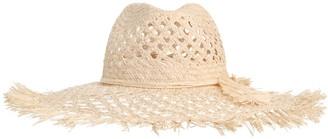 Zimmermann Woven Wide Brim Hat