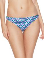 Shoshanna Mediterranean Geometric Print Bikini Bottom