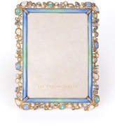 """Jay Strongwater Oceana Bejeweled Frame, 5"""" x 7"""""""
