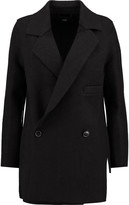 Line Ingrid wool-blend coat