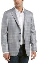 Hickey Freeman Wool Sportcoat.