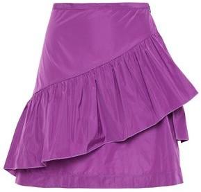 See by Chloe Ruffled Shell Mini Skirt