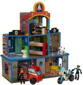 Kid Kraft Fire Rescue Station Play Set
