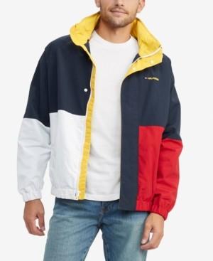 Tommy Hilfiger Men's Ventura Colorblocked Yacht Jacket