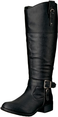 Rampage Women's Ivelia Knee High Boot