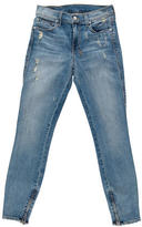Ksubi Distressed Skinny-Leg Jeans w/ Tags