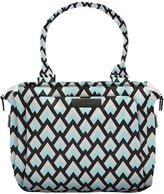 Ju-Ju-Be Be Classy Handbag Diaper Bag - Black Diamond