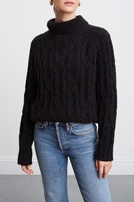 Nili Lotan 100% Cashmere Gigi Sweater