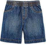 Okie Dokie Denim Shorts - Baby Boys newborn-24m