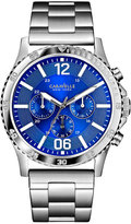 Bulova Caravelle New York by Men's Chronograph Stainless Steel Bracelet Watch 44mm 43A116